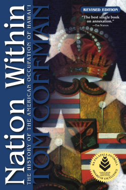 Nation Within by Tom Coffman