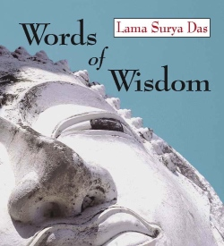 Words of Wisdom by Lama Surya Das