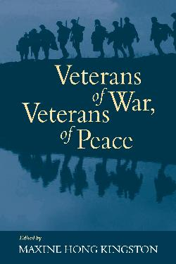 Veterans of War Veterans of Peace Book Cover